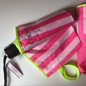 Victoria's Secret compact umbrella